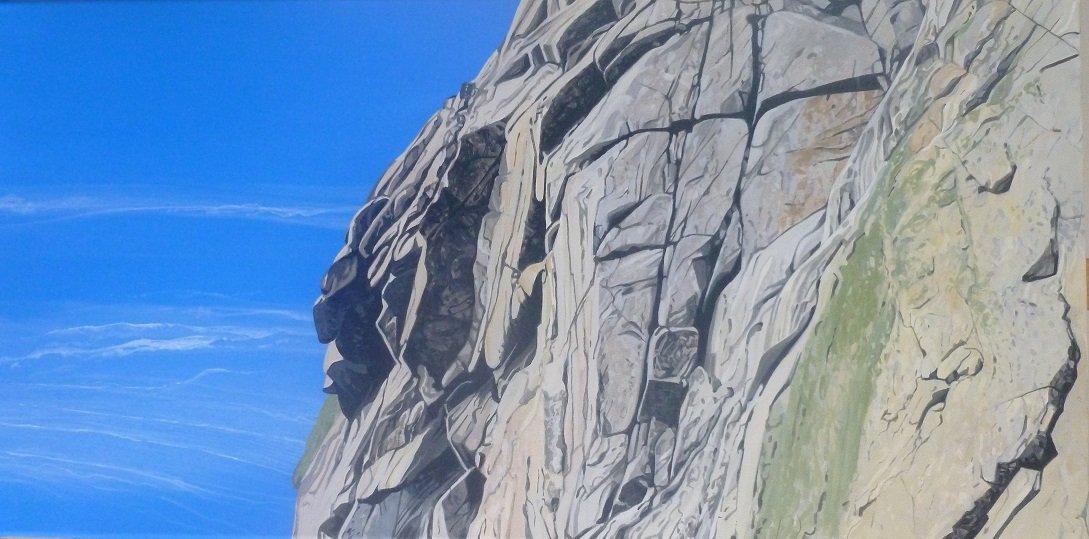 Bow Wall, Bosigran Cliff