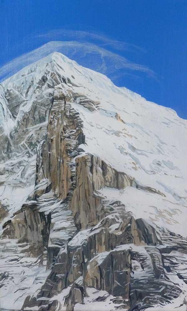 Eiger North West Ridge