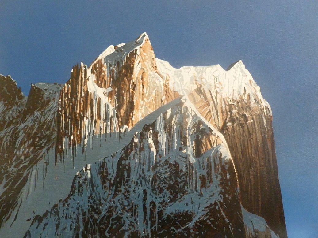 Great Trango Tower, Karakoram