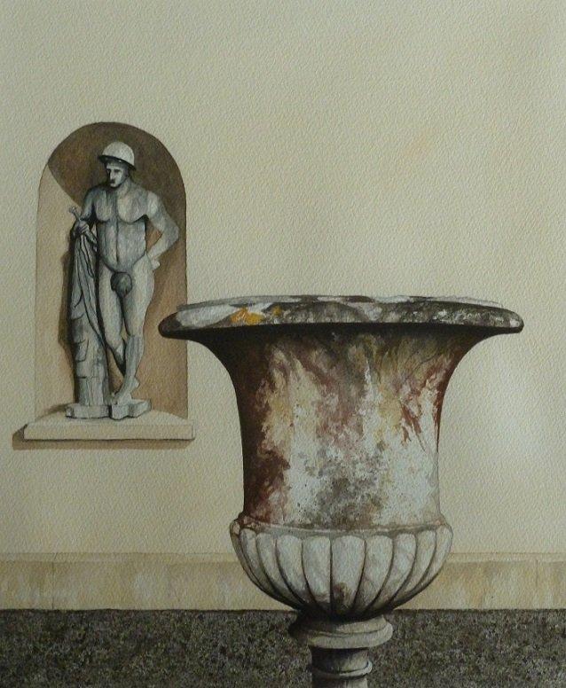 Saltram Urn