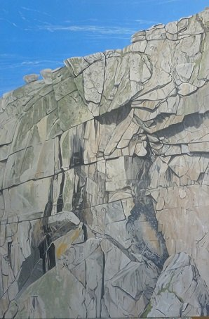 Suicide Wall, Bosigran Cliff