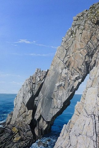 The Flying Buttress, Lundy